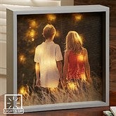 Personalized Photo LED Light Shadow Box- 10
