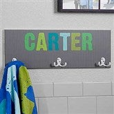 All Mine! For Him Personalized Towel Hook - 18262