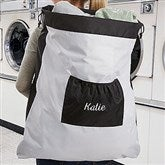 Laundry Sorter Personalized Laundry Bag- Name - 18318-N