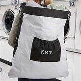 Laundry Sorter Personalized Laundry Bag- Monogram - 18318-M