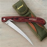 O'Fishal Personalized Fish Fillet Knife - 18330