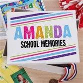 All Mine! Personalized Child Memory Keepsake Box - 18394