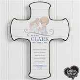 Precious Moments® Personalized Wedding Cross - 18468