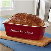 Personalized Classic Loaf Pan - 18497-L