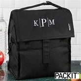 PackIt® Embroidered Freezable Lunch Bag- Monogram - 18538-M