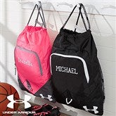 Under Armour® Embroidered Drawstring Bag- Name - 18540-N