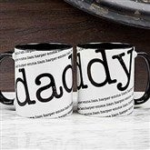 Our Special Guy Personalized Coffee Mug 11 oz.- Black - 18551-B