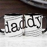 Our Special Guy Personalized Coffee Mug 11 oz.- Black - 18551-B
