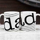 Our Special Guy Personalized Coffee Mug 11 oz.- White - 18551-W