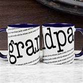 Our Special Guy Personalized Coffee Mug 11 oz.- Blue - 18551-BL