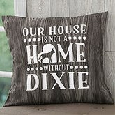 Our Pet Home Personalized 18