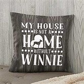 Our Pet Home Personalized 14