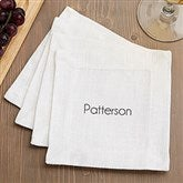 Classic Celebrations Personalized Cocktail Napkins-Name - 18694-N
