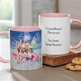 Photo Expressions Personalized Coffee Mug 11 oz.- Pink - 18714-P