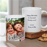 Photo Expressions Personalized Coffee Mug 11 oz.- White - 18714-S
