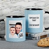 Favorite Memories Personalized Message Coffee Mug 11 oz.- Black - 18719-B