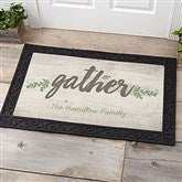 Cozy Home Personalized Medium Doormat- 20x35 - 18743-M