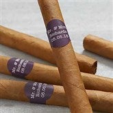 Wedding Expressions Personalized Cigar Labels - 18761