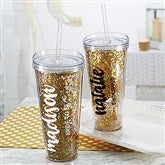 Glitter & Gold Bridal Party 22oz. Tumbler - 18820-T