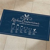 Kitchen Conversions Personalized Oversized Doormat- 24x48 - 18834-O