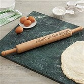 Kitchen Expressions Personalized Rolling Pin - 18859
