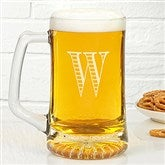 Classic Celebrations 25oz. Personalized Beer Mug- Monogram - 18878-M