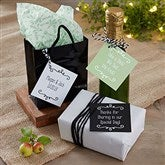 Write Your Own Personalized Gift Tags - 18935