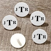 Classic Celebrations Personalized Golf Ball Markers - 18973