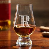 The Glencairn® Personalized 6.25oz Whisky Glass- Monogram - 18986-M