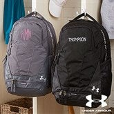 Under Armour® Embroidered Backpack - 18987