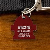 Expressions Personalized Dog ID Tag - Fire Hydrant - 19035-F