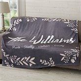 Cozy Home Personalized 50x60 Fleece Blanket - 19265