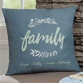 Cozy Home Personalized 18