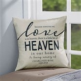 Heaven In Our Home Personalized 14