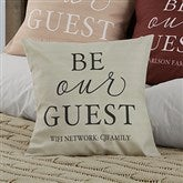 Be Our Guest Personalized 14