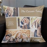 Family Love Photo Collage Personalized 18