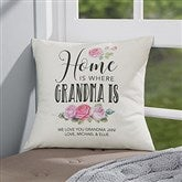 Home Is Where Mom Is Personalized 14