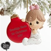 Precious Moments® Personalized Baby Girl Ornament - 19398
