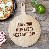 Pizza Expressions Personalized 3pc Pizza Board Gift Set - 19528