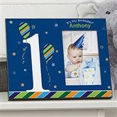 Birthday Boy Personalized Picture Frame - 19529