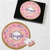 Donut Personalized 26 Pc Puzzle - 19573-26