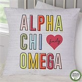Alpha Chi Omega Personalized 18