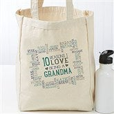 Reasons Why Personalized Petite Canvas Tote Bag - 19668
