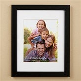 Our Photo Memories Personalized Framed Print  - 11x14 - 19788-11x14