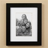 Our Photo Memories Personalized Framed Print  - 8x10 - 19788-8x10