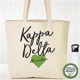 Kappa Delta Personalized Tote Bag - 19861