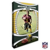 Green Bay Packers Personalized NFL Photo Canvas Print- 12