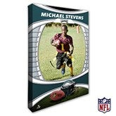 Philadelphia Eagles Personalized NFL Photo Canvas Print- 24