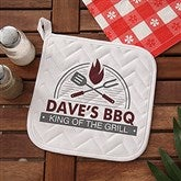 The Grill Personalized Potholder - 20134-P