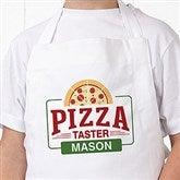 The Pizza Maker Personalized Youth Apron - 20139-YA